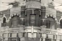 Champion Hotel, Corner Gertrude and Brunswick Street, Fitzro