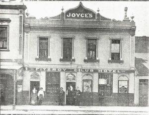 1905 Fitzroy Club Hotel