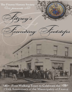 Fitzroy's Founding Footsteps