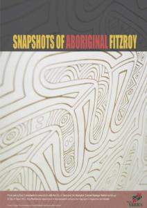 Snapshots of Aboriginal Fitzroy