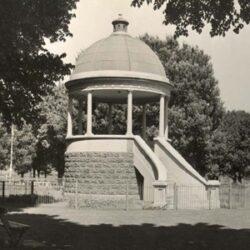 Edinburgh Gardens Band Rotunda, North Fitzroy