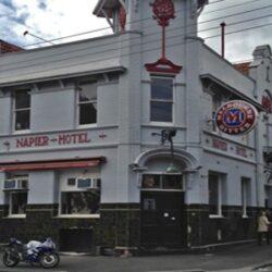 Napier Hotel, Fitzroy