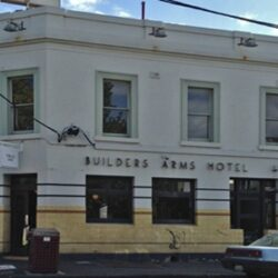 Builders Arms Hotel, Fitzroy