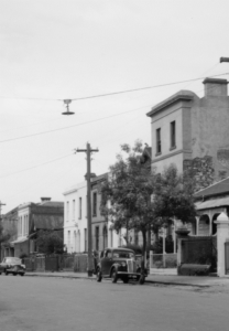 History of King William Street, FITZROY.
