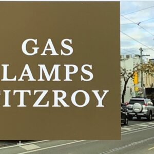 Gas Lamps - Fitzroy - Photos